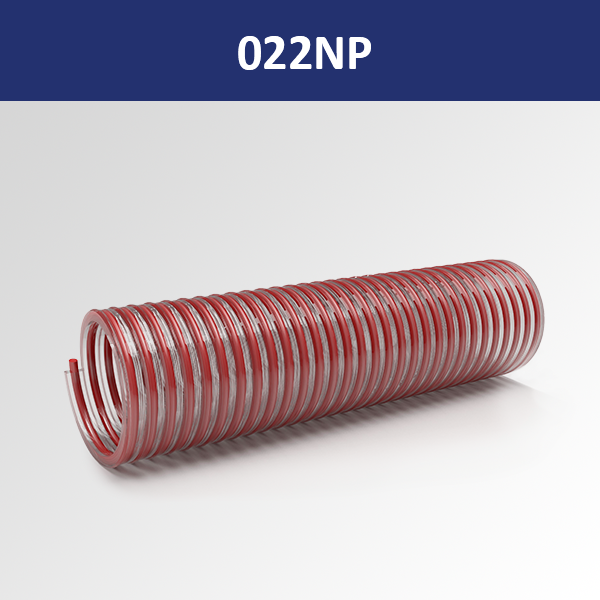 022NP: Food Quality Suction & Delivery Hose