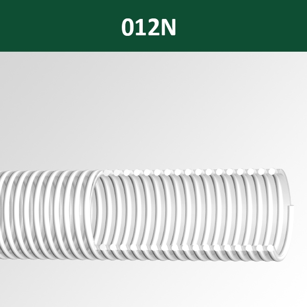 012N: Food Quality Normal Duty Suction & Delivery Hose