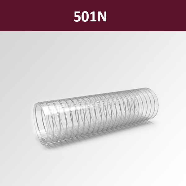 501N: Food Quality Suction & Delivery Hose