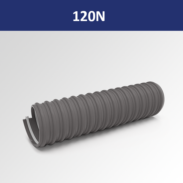 120N: Air, Fume and Dust Ventilation Hose