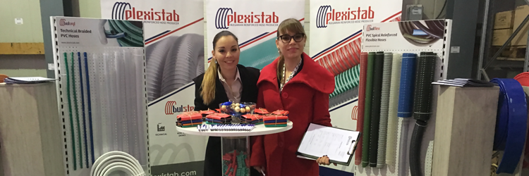 Plexistab Bulgaria presents Bulflat at the 14th anniversary of Hydrosystems, Romania