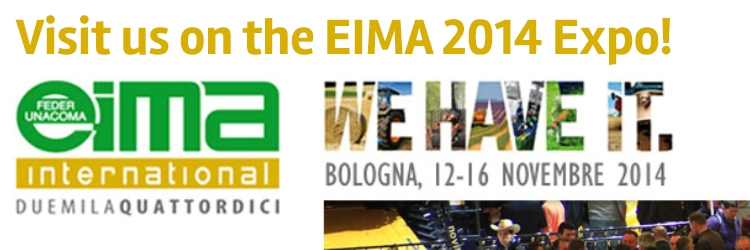 Plexistab Bulgaria EAD will take part in the EIMA 2014 Expo