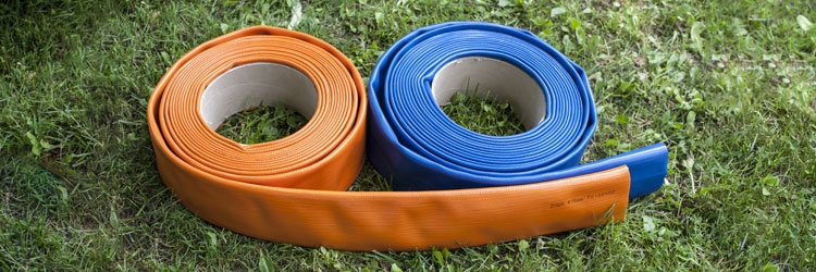 Make a choice: Single or Double layer Layflat hoses