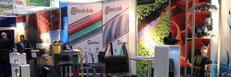 Plexistab at the Agritechnica 2015 Exhibition in Hannover