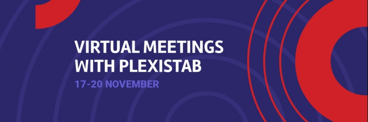 "Welcome to ""Virtual meetings with Plexistab"""